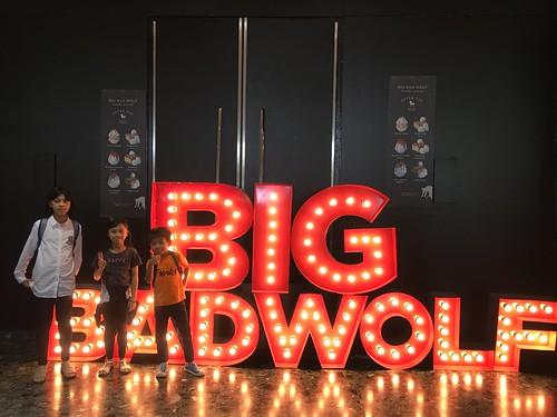 Big Bad Wolf, MIECC 2017