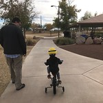 Archer's new bike! by bartlewife