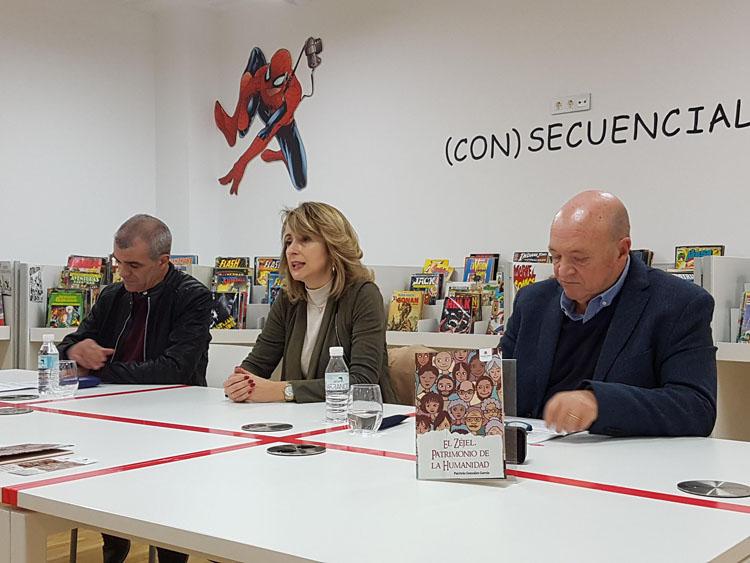 PRESENTACIÓN LIBRO EL ZÉJEL. PATRIMONIO DE LA HUMANIDAD2
