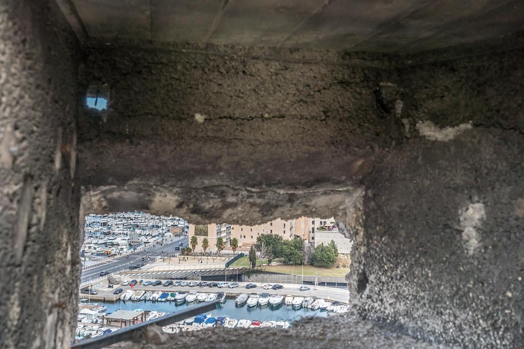 Mar 61a, Fort St Nicolas et souterrain caserne d'Aurelle - Page 3 38577126025_b2db494245_b
