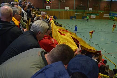 Dortmunder Hallenstadtmeisterschaft, Zwischenrunde/ Huckarde