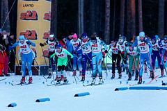 Nuorten SM-hiihdot 2018