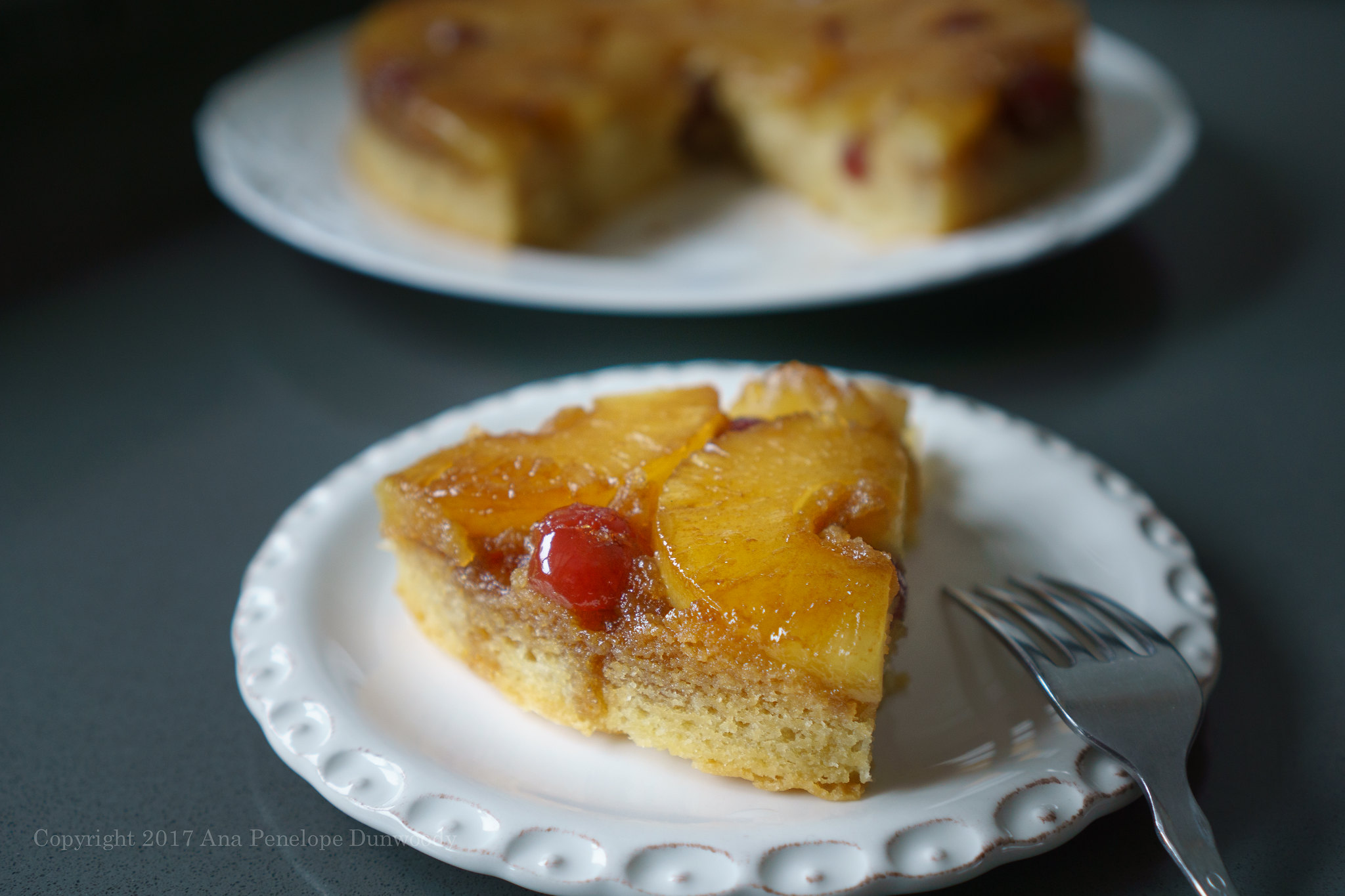 Pineapple Upside Down Cake #4