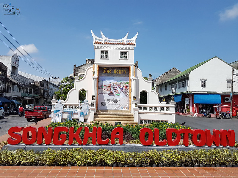 songkhla old town