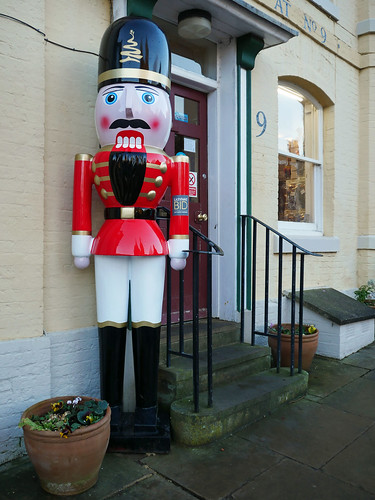 Lichfield Nutcracker Trail