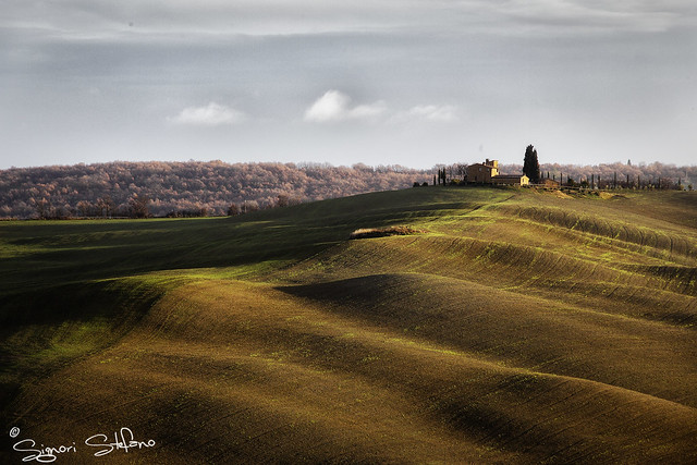 3_Val d'Orcia, Canon EOS 5D MARK II, Canon EF 70-210mm f/4