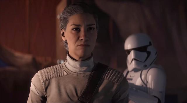 Star Wars Battlefront 2 Resurrection - Resting Old Face
