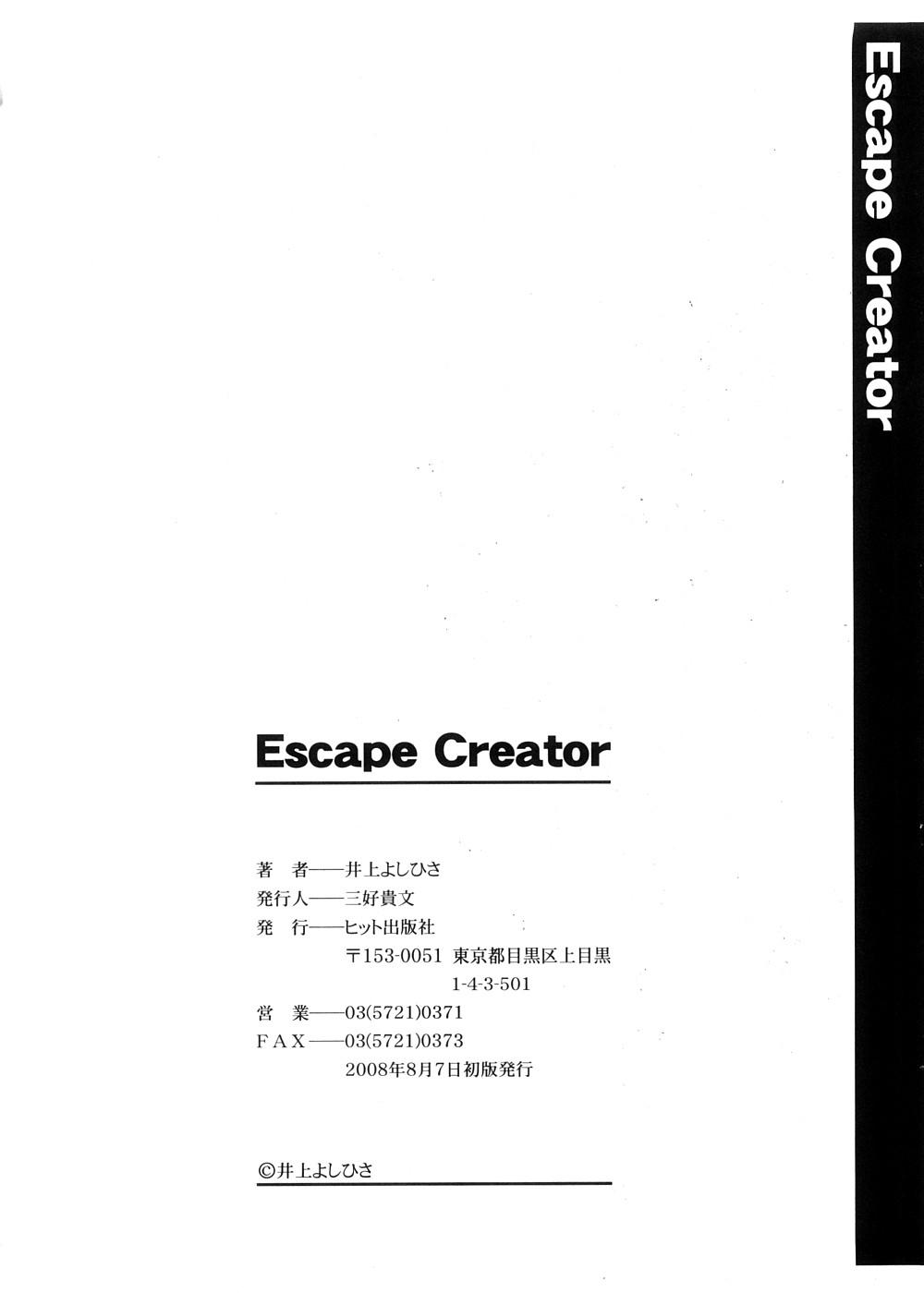 HentaiVN.net - Ảnh 37 - Escape Creator - Chap 8