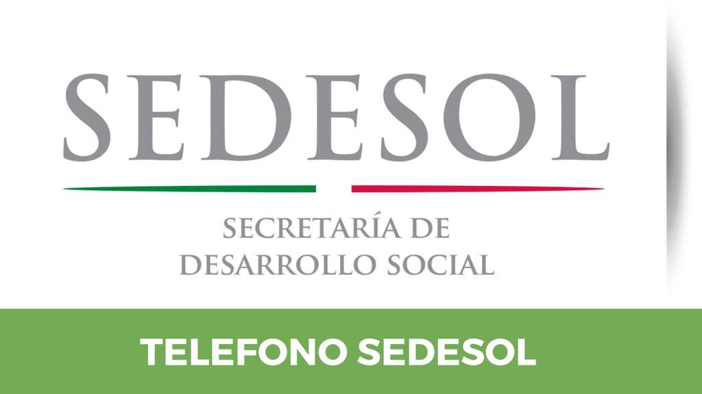 Telefono Sedesol