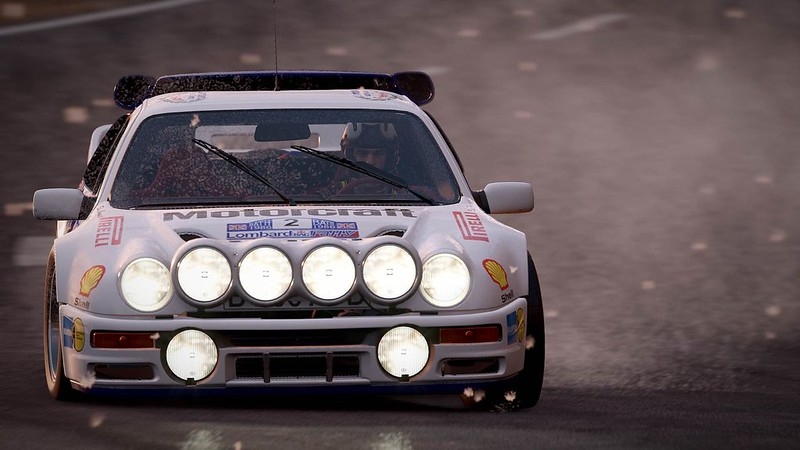 Project CARS 2 Fun Pack Ford RS200 Evolution