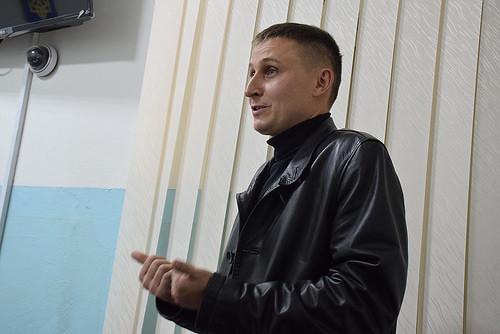 Поновлений прокурор Топольський подастьсявадвокати
