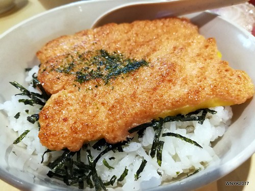 Mentai Rice