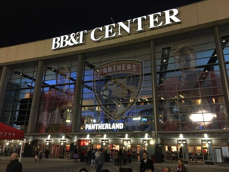 Florida Panthers vs Colorado Avalanche 09/12/17