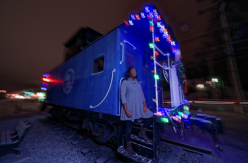 Caboose Train Hudson, MA