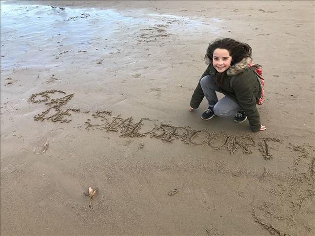 magritte aan zee
