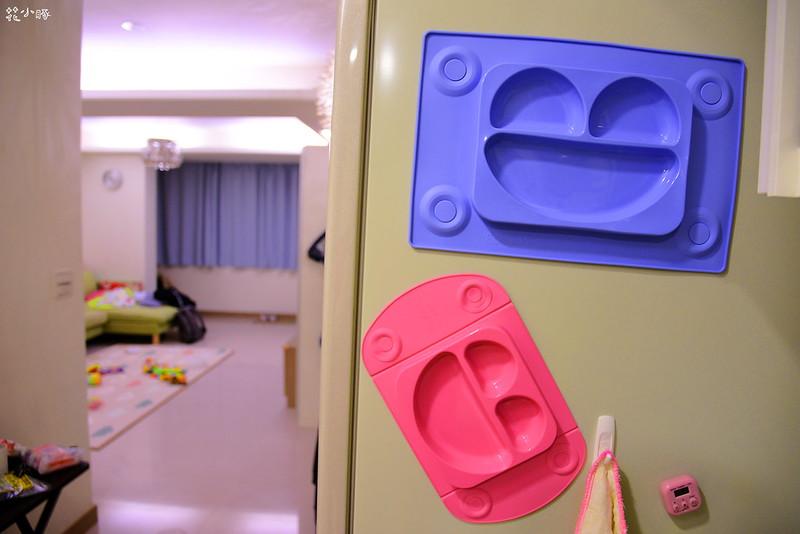 easymat餐盤防拔嬰兒餐具吸盤嬰兒餐具推薦嬰兒副食品餐具推薦EasyMat防滑矽膠餐盤 (36)