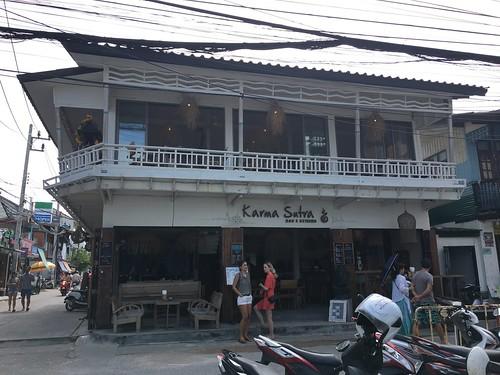 Koh Samui Bophut Fishermans Village