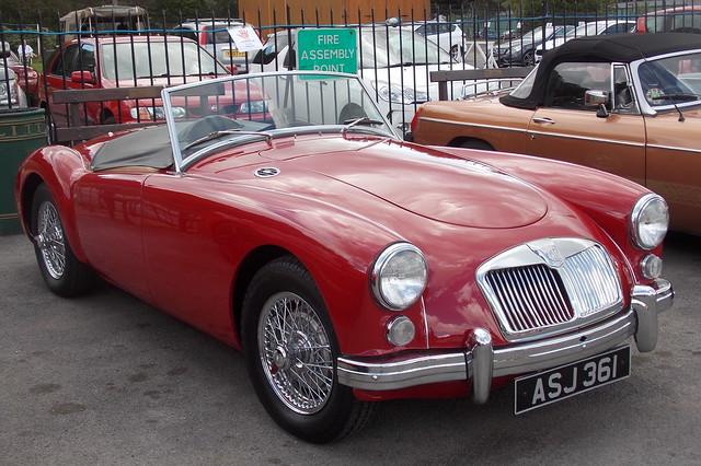 1958 M.G.A. Roadster