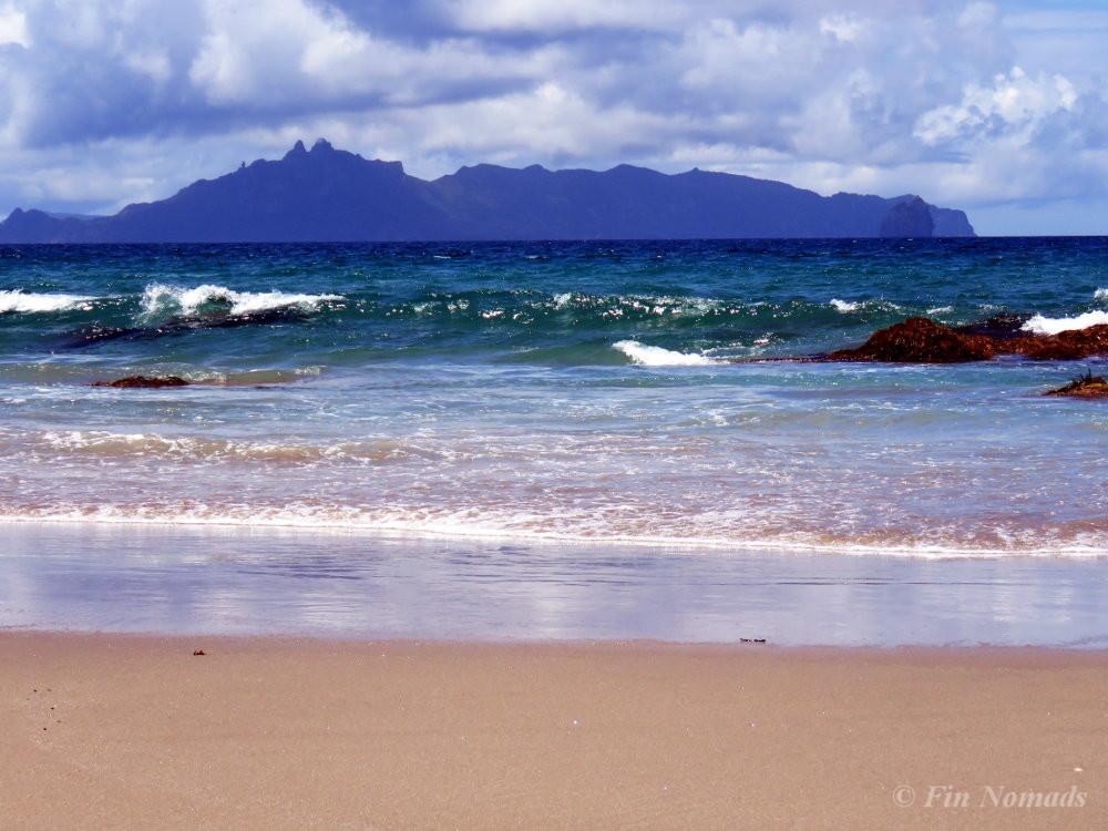 Mangawai beach NZ