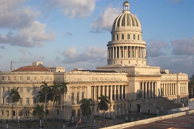 Capitólio de Cuba, onde Assembleia se reúne; eleição de novos deputados será em 11 de março - Créditos: Wikicommons
