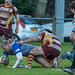 Tynedale's William Miller scores a try-5713