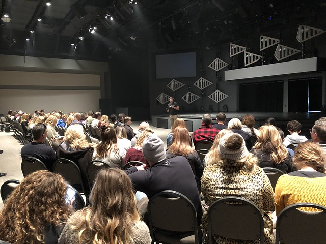 Parent-Student January Mission Trip Meeting
