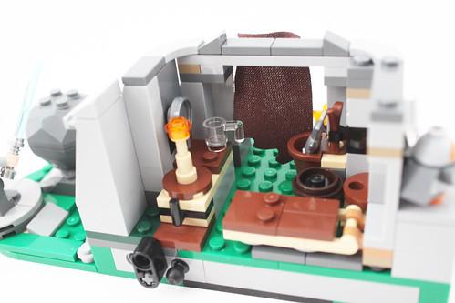 LEGO Star Wars Ahch-To Island Training (75200)