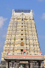 The Ekambareshwara Temple