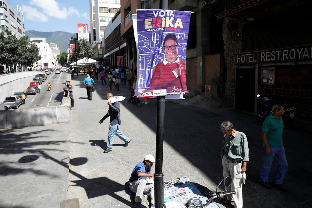 Municipal Elections in Venezuela, 10/12/2017