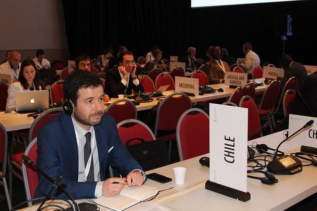 Reunión Comercio Electrónico, plenaria, bilaterales XI Ministerial OMC