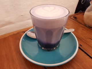 Taro Latte from Handsome Her