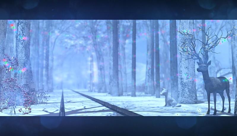The Forest - Winter Wonderland