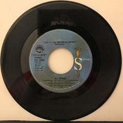 B.T. EXPRESS:DO IT('TIL YOU'RE SATISFIED)(RECORD SIDE-A)