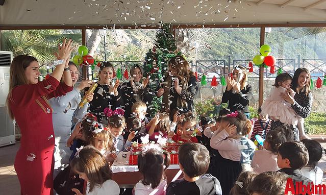 Şeker Portakalı Anaokulu yılbaşı kutlaması - Filika Restoran