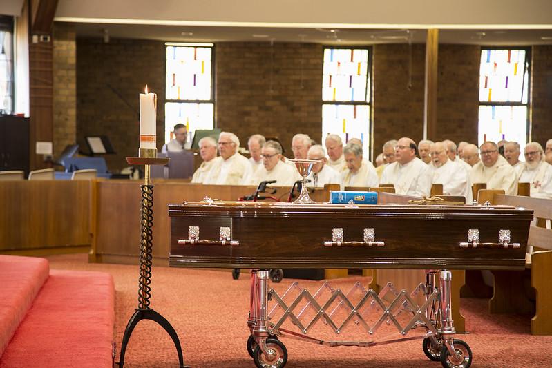 Pontifical Requiem Mass for Rev Fr Brian Rooney