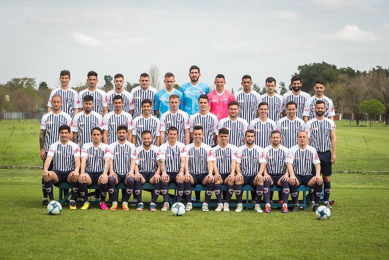 Sportivo Barracas - Plantel 2017-2018