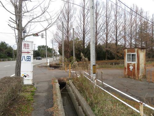 金沢競馬場の八田駐車場