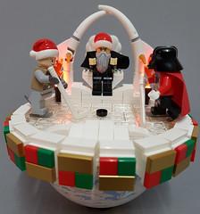 Luke vs. Darth Vader