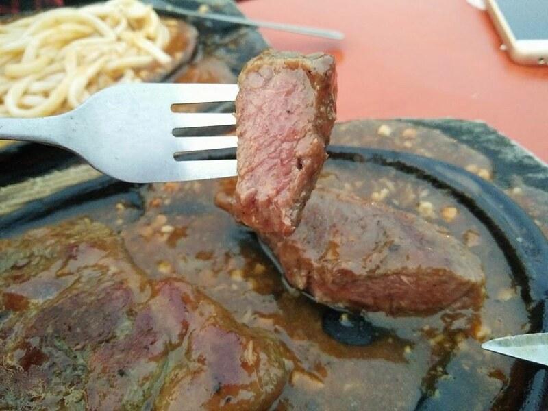 斗六人文夜市必吃美食-小神戶牛排