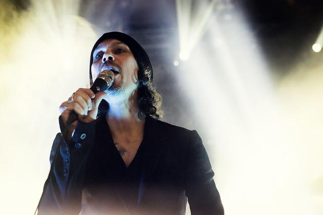 HIM - Roundhouse, London - 19/12/17