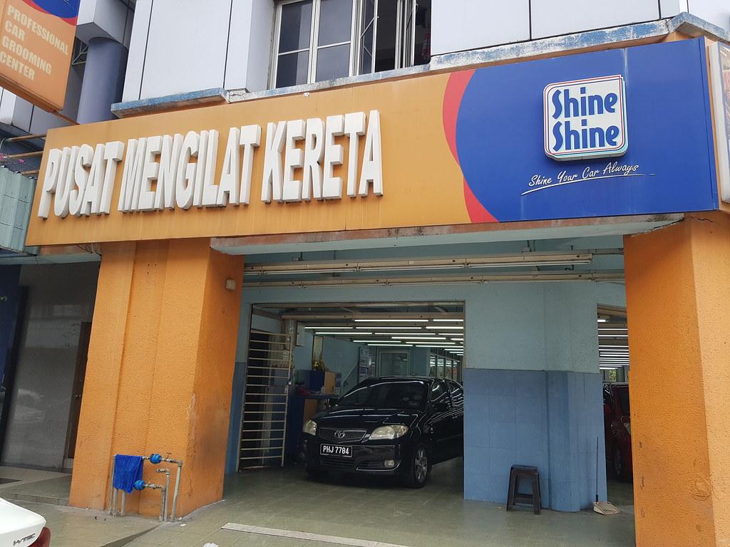 @ Shine Shine Car Wash USJ21