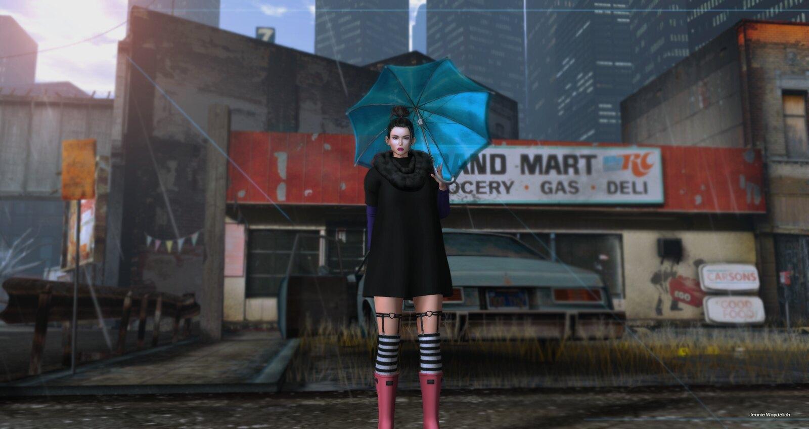 LOTD 899 - Rain