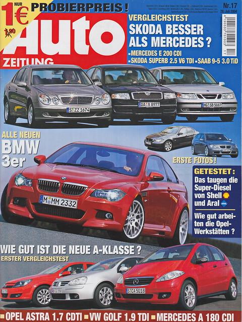 Auto Zeitung 17/2004