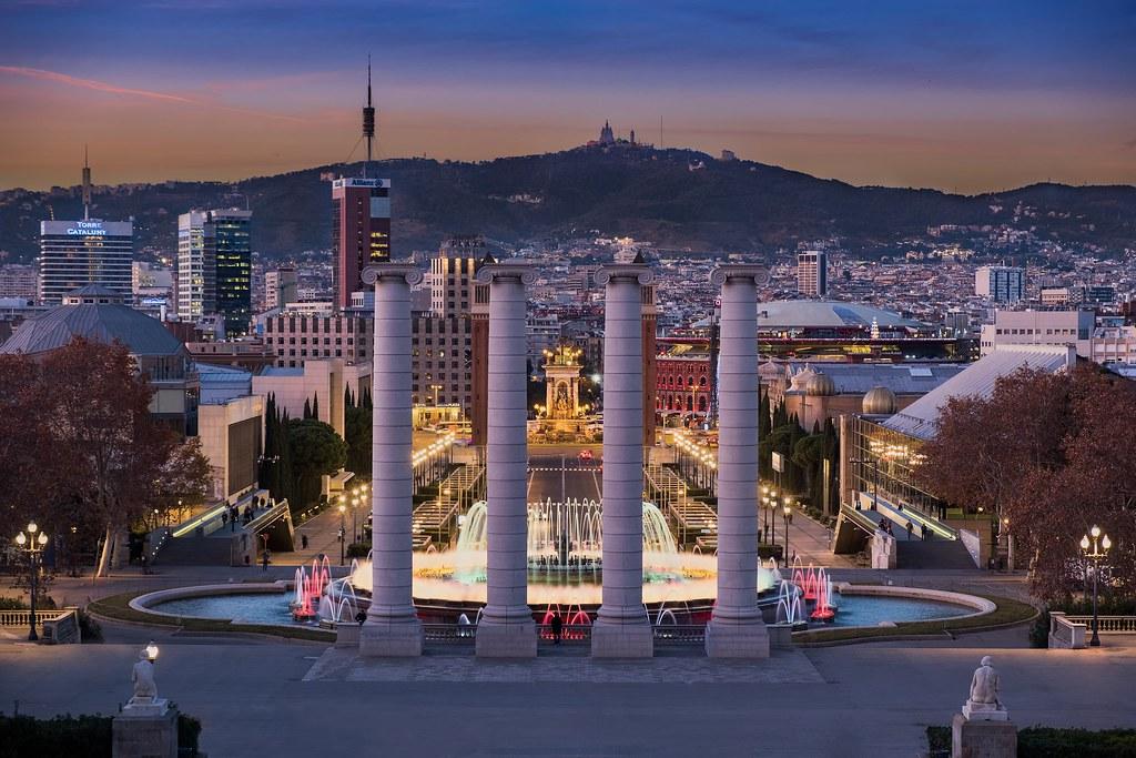 Hotels Near Placa Espanya Barcelona