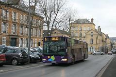 TAC - Mercedes-Benz Citaro Facelift n°81 - Ligne 5