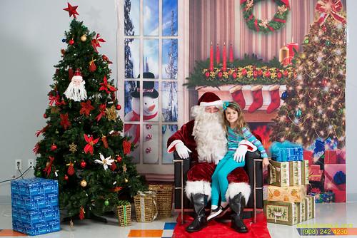 Santa at Teecs-14
