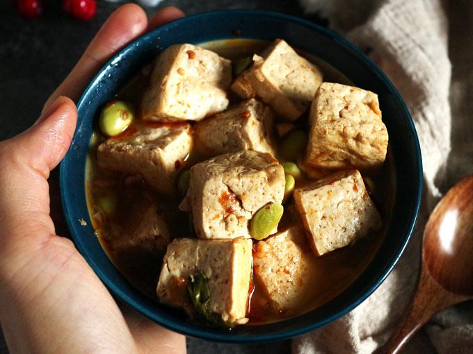 香辣臭豆腐 spicy-stinky-tofu (4)