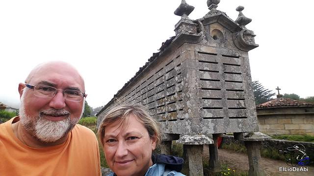 Horreos de Carnota y Lira, los mas grandes de Galicia 6