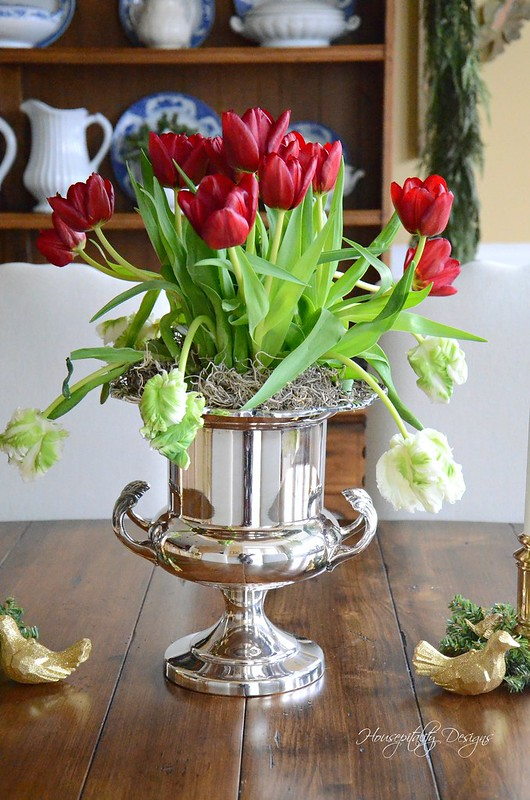 Tulip Arrangement-Housepitality Designs-8