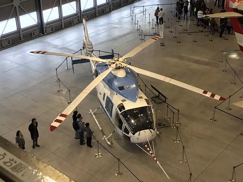 あいち航空ミュージアム MH-2000 JA21ME IMG_1895